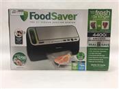 FOODSAVER Miscellaneous Appliances 4400 SERIES VACUUM SEALER